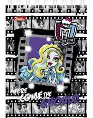 Monster High. Блокнот 40л, А7, клетка