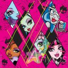 Салфетки Monster High, 2 дизайна